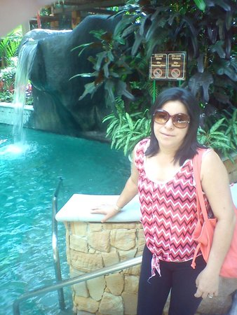 Baldi Hot Springs Hotel Resort & Spa : hermoso...