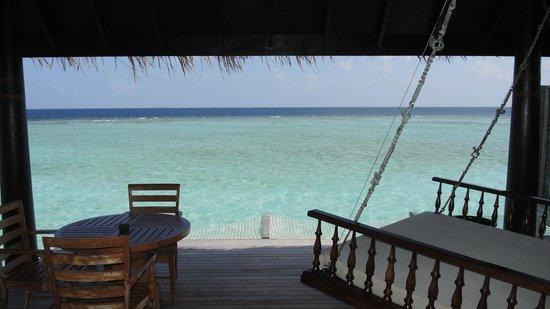 Anantara Kihavah Maldives Villas : view from the room