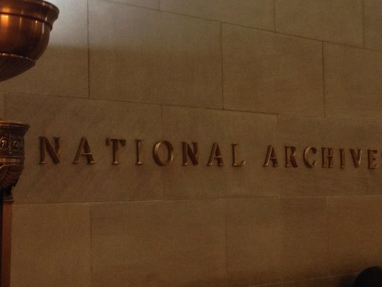 Embassy Suites by Hilton Washington-Convention Center: Research at National Archives nearby