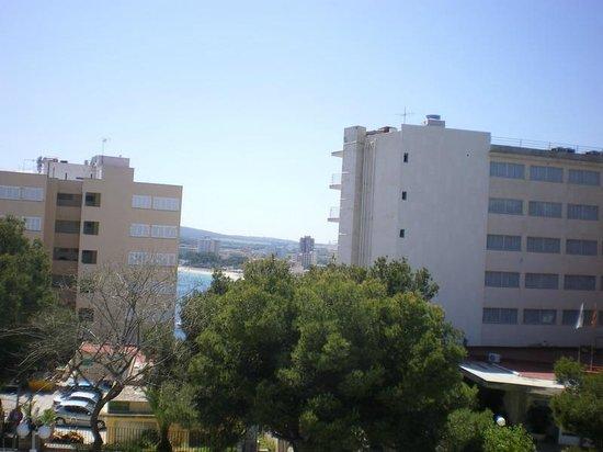 Sotavento Apartments: View