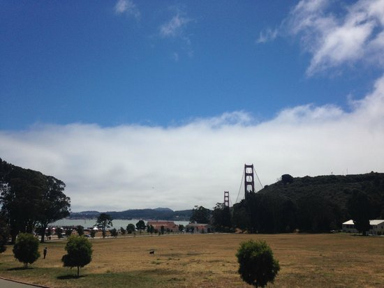 Cavallo Point: View