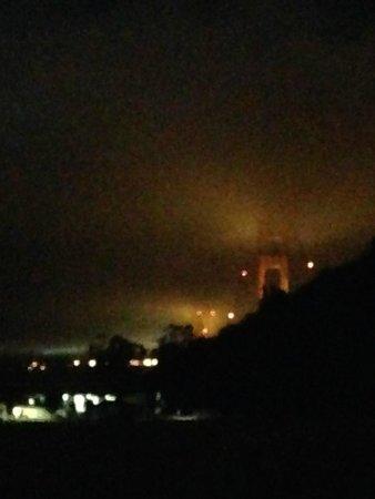 Cavallo Point: Night glow