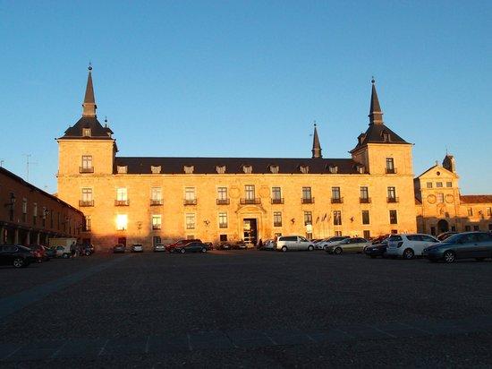 Parador de Lerma : The Hotel