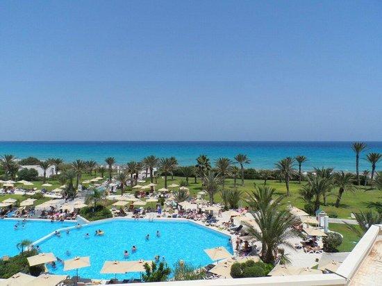 IBEROSTAR Royal El Mansour & Thalasso : Vista impagabile
