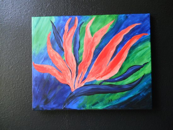 Painting With a Twist : My Painting