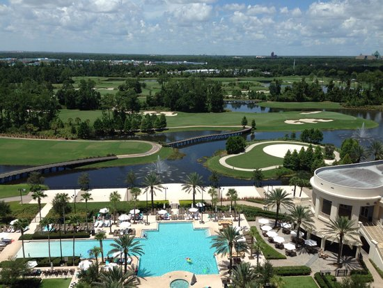 Waldorf Astoria Orlando: Beautiful view