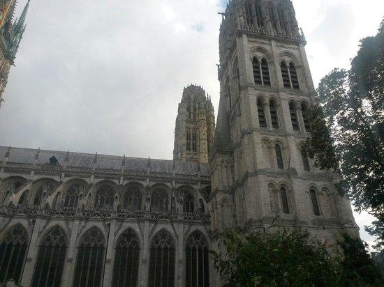 Cathédrale Notre-Dame de Rouen : Cathédrale de Rouen