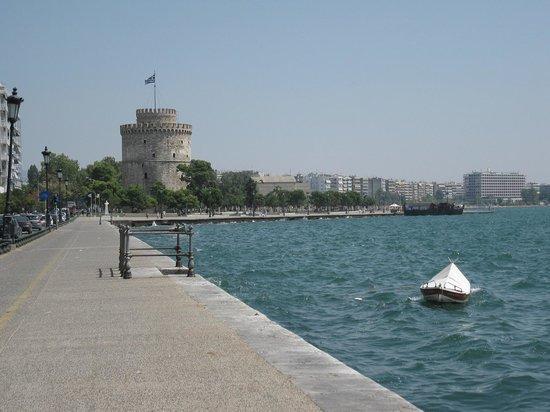 White Tower of Thessaloniki: The White Tower Thessaloniki Greece