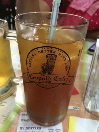Leopold Cafe and Bar : @THE CAFE