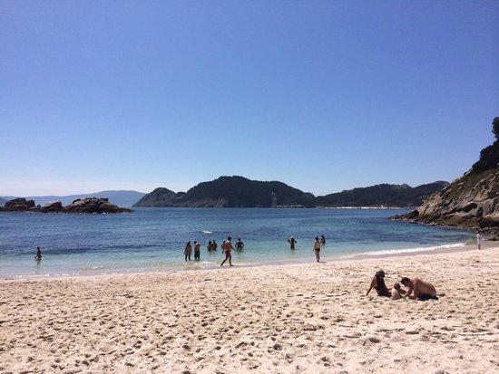 Cala - Picture of Playa de Rodas, Cies Islands - TripAdvisor