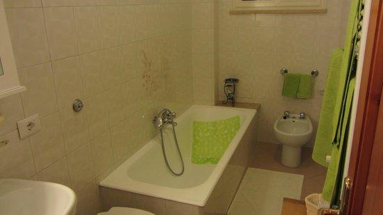 B&B L'Uliveto: Bathroom