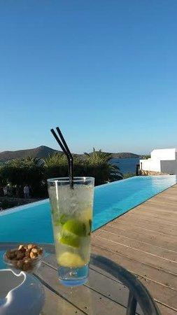 Tui Sensimar Elounda Village Resort & Spa by Aquila: Le bar