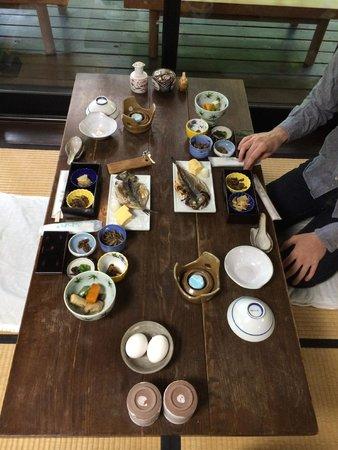 Gyozanen : Breakfast