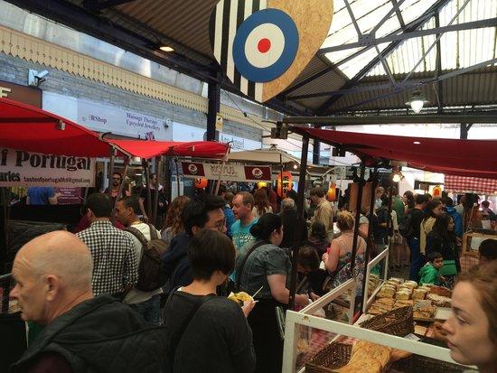 Greenwich Market : der Markt II