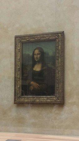 Musée du Louvre : Monna Lisa