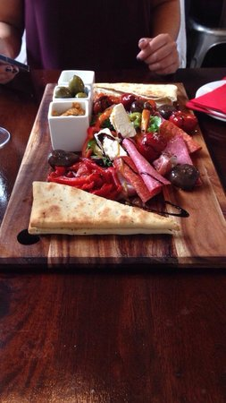 Mosaic: Would recommend the sharing platter!