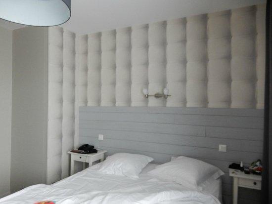 Hotel de la Baie de Wissant : Chambre 3