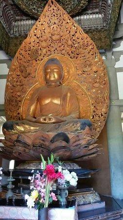 Mu Ryang Sa Buddhist Temple