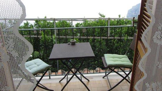 B&B L'Uliveto: Balcony