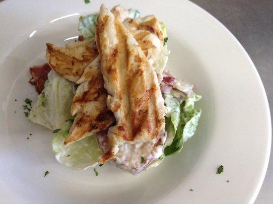 Rosie's Bakehouse: Caesar Salad
