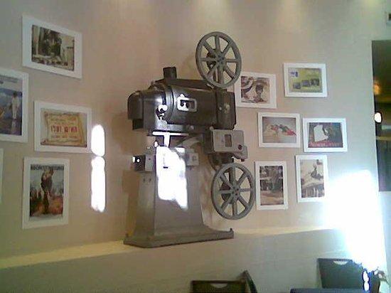 Cinema Hotel Tel Aviv - an Atlas Boutique Hotel: more nostalgy