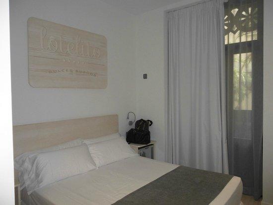 Hotel Lotelito: habitación doble