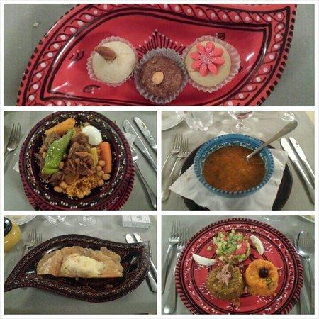 Iberostar Royal El Mansour : Cena al ristorante tunisino