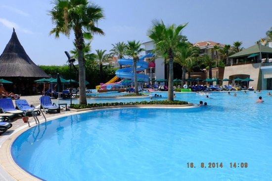 Alva Donna Beach Resort Comfort: Pool Slides