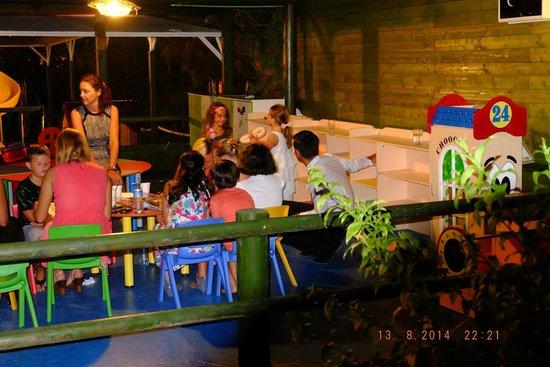 Alva Donna Beach Resort Comfort: mini club