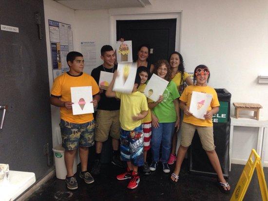 Art Center of Corpus Christi: Free family art time on Saturdays!