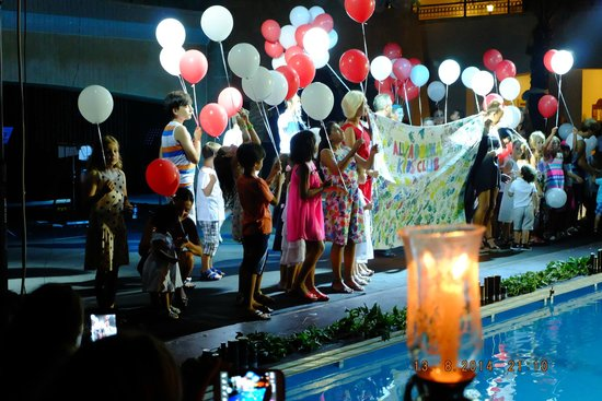 Alva Donna Beach Resort Comfort: Mini Club in Gala Night