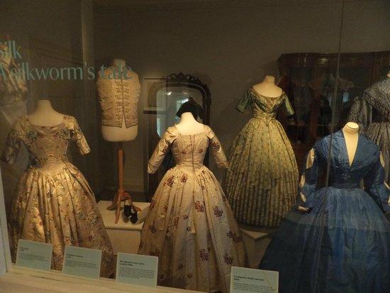 Killerton: Vintage dresses