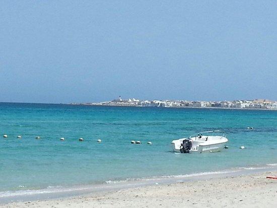 IBEROSTAR Royal El Mansour & Thalasso : La medina e cap d'afrique dalla spiaggia