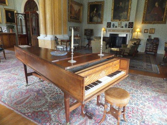 Killerton: Rare Broadwood piano
