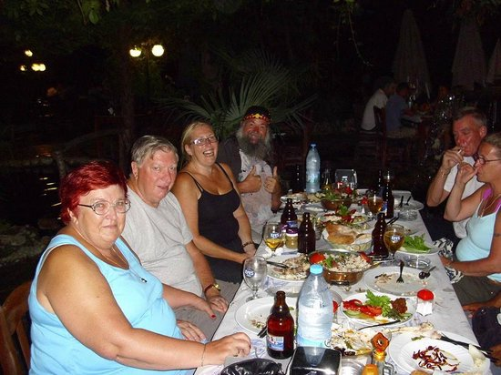 Cetibeli Caglayan Restaurant: love the atmosphere