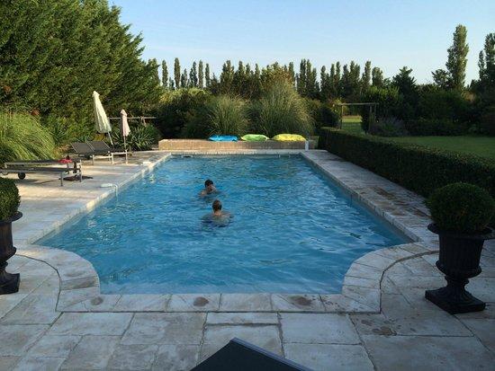 Les Carmes: Gorgeous pool
