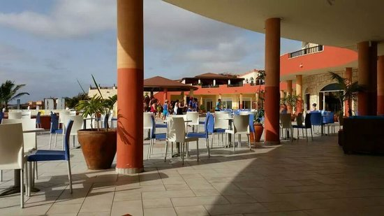 Royal Horizons Boa Vista : pool area