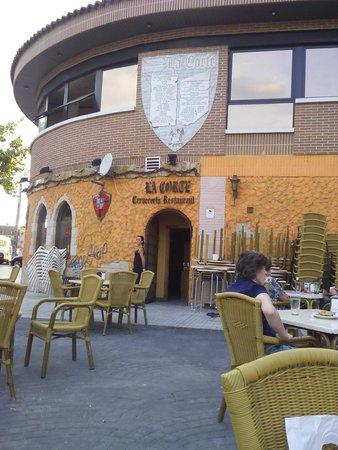Fuenlabrada, Spain: Terraza