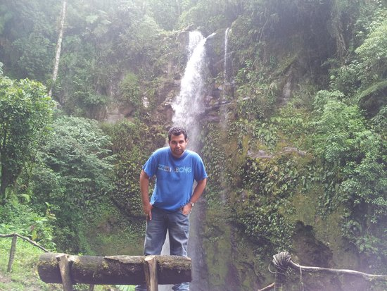 The Lost Waterfalls-Boquete: 1st Waterfall