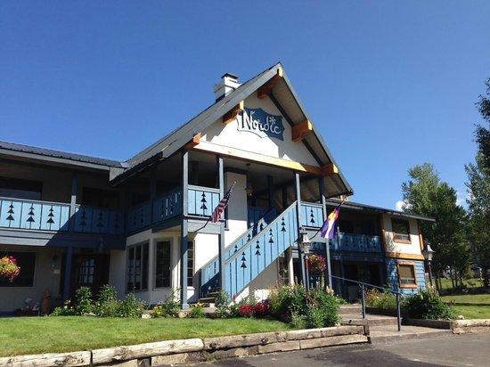 The Nordic Inn: Nordic Inn Exterior