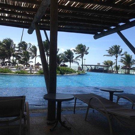 Enotel Acqua Club - Porto de Galinhas: Vista das piscinas
