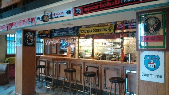 Bar Ingrid - Die deutsche Ecke in Sevilla