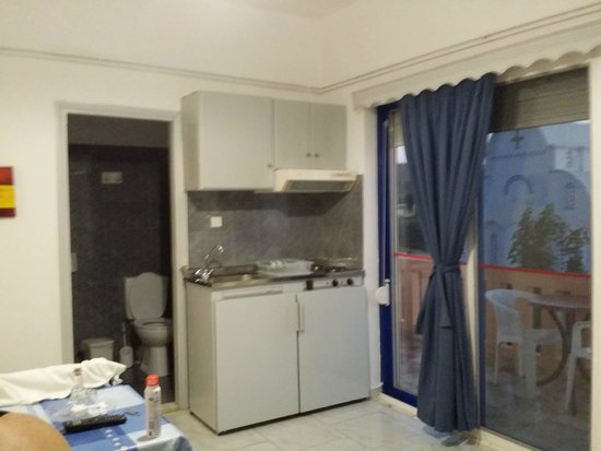 Esplanade Hotel Apartments: angolo cottura
