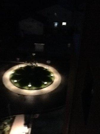 Hotel Vitality : the Vitality at night