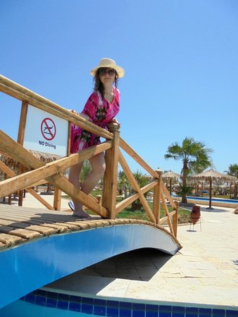 Hilton Hurghada Long Beach Resort: Довольная я:)