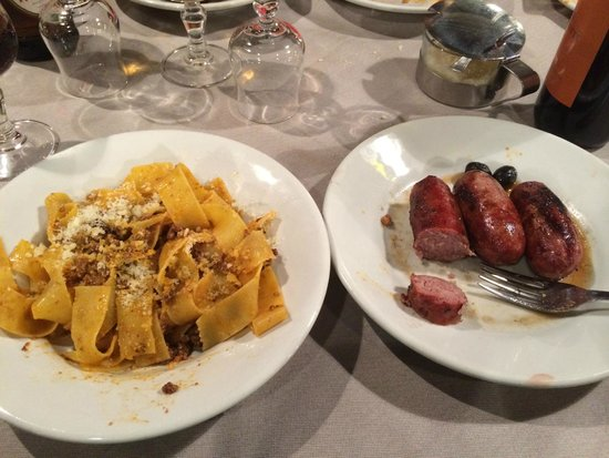 Antica Trattoria Papei: Does it get any better???