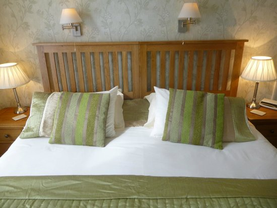 Sandon Guest House: Superking or twin room