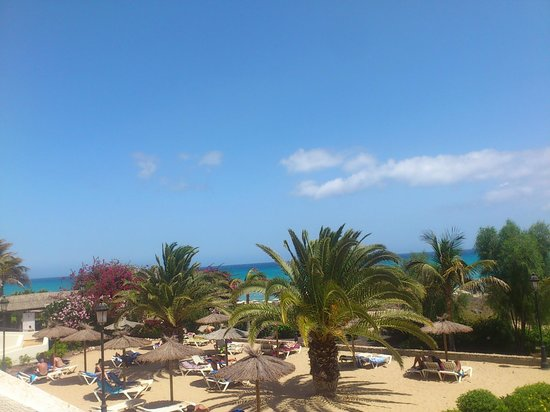 SBH Crystal Beach Hotel & Suites: vista da varanda piscina