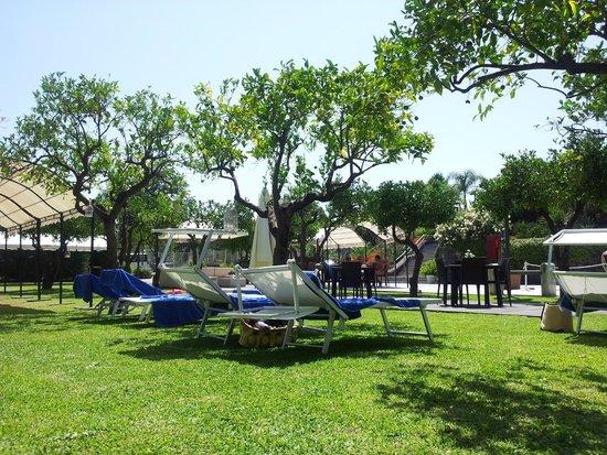 Grand Hotel Villa Itria: Vista piscina