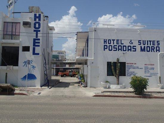 Posada Mora : Bienvenidos a La Paz, B. C. S. ¡ nuestro hotel es su casa !
